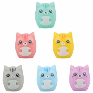 Picture of Squishy Kitty Pencil Toppers