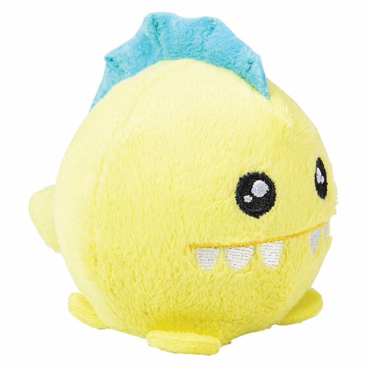 Picture of 3 inch Deluxe Squishy Plush Dinosaur