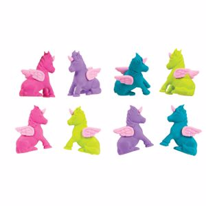 Picture of Flying Unicorn Eraser Toppers
