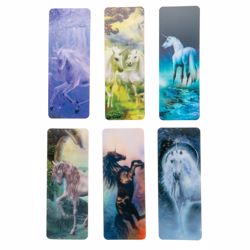 Picture of Lenticular Unicorn Bookmark