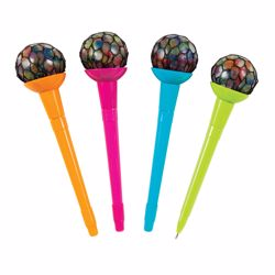 Picture of Rainbow Mesh Ball Pens