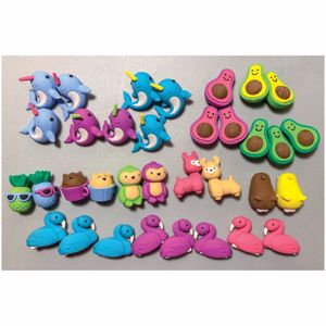 Picture of Totally Adorkable Erasers