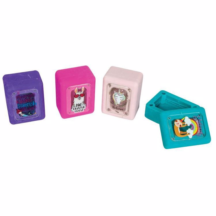 Picture of Trendy Box Erasers