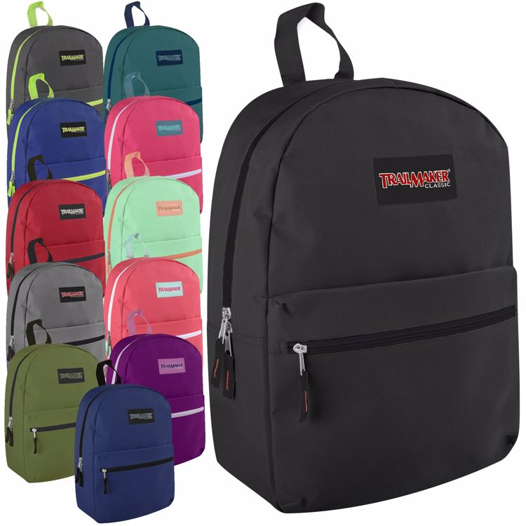 Picture of 6 Ct. Elementary Backpack