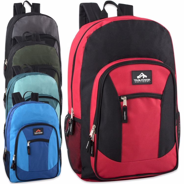 Picture of 6 Ct. High School Backpack