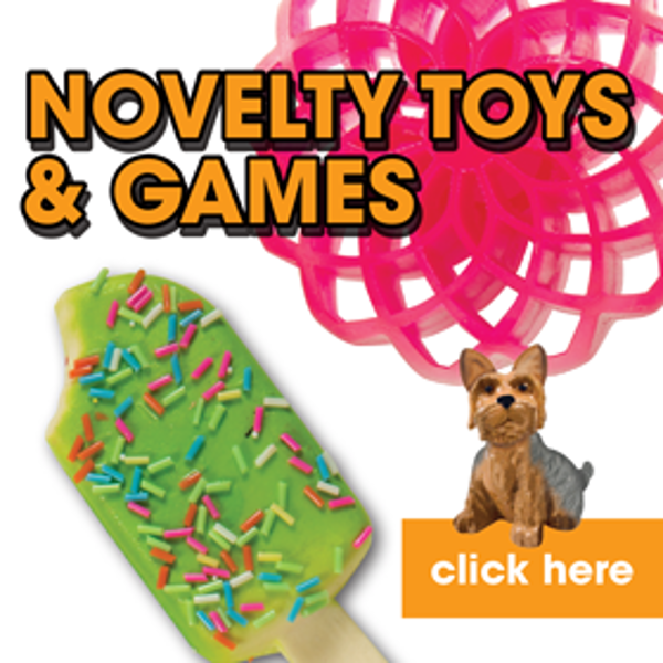 Picture for category Novelty Toys and Games
