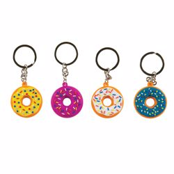 Picture of Laser Cut Donut Keychain