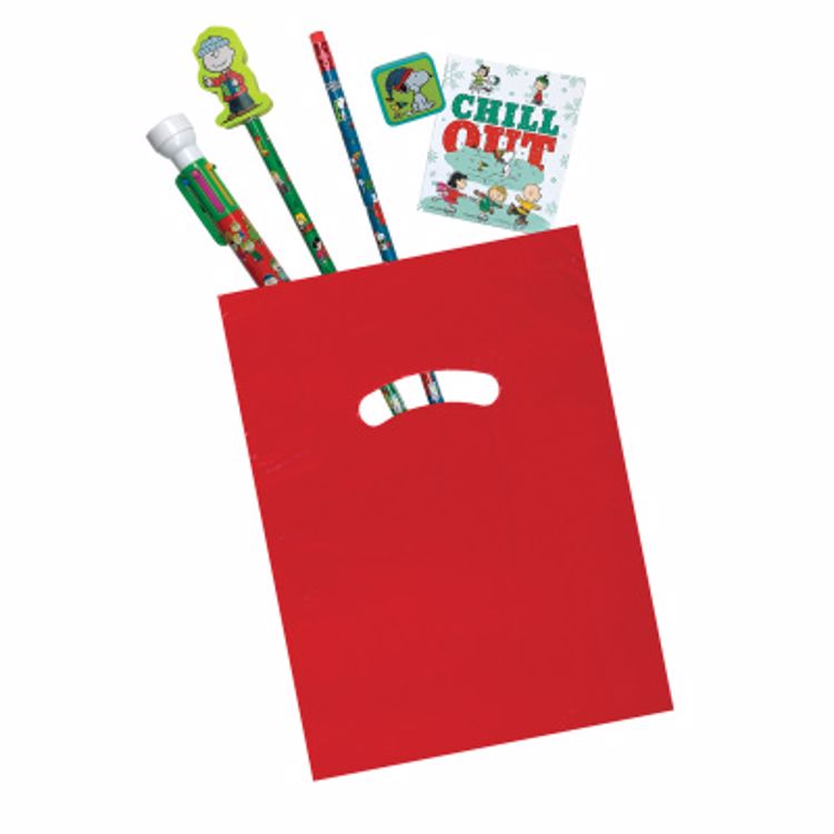 Picture of Peanuts Holiday Goodie Bag