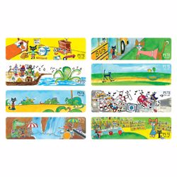 Picture of Pete The Cat Bookmarks