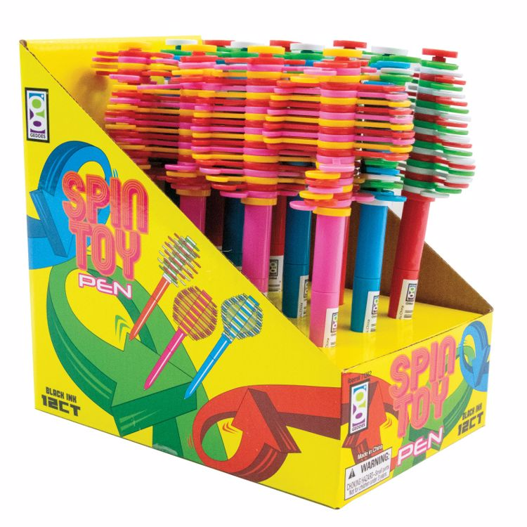 Picture of Spin Toy Pen