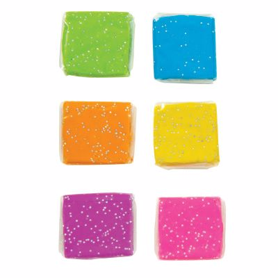 Picture of Shimmer Bright Glitter Kneaded Eraser