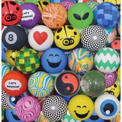 Picture of 45mm Premium Hi Bounce Ball Mix