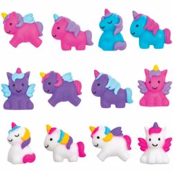 Picture of Gummy Unicorn Toy