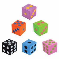 Picture of Foam Dice