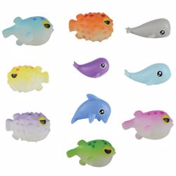 Picture of Sea Squishies Toy Figures