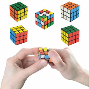 Picture of Puzzle Cubes
