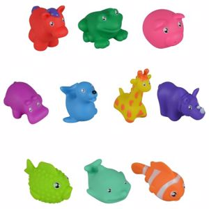 Picture of Animals Toy Figures