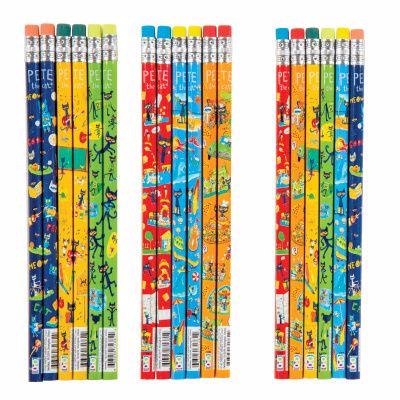 Picture of Pete The Cat Pencils