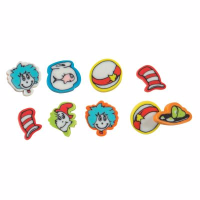 Picture of Dr. Seuss Miniature Erasers