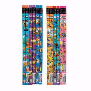 Picture of 6ct. Dog Man Pencil Pack