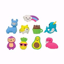 Picture of 9ct. Totally Adorkable Erasers