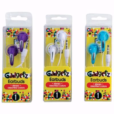 Picture of 1ct. Gadgetz Earbuds