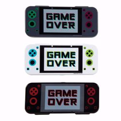 Picture of 1ct. Game Over Pencil Box