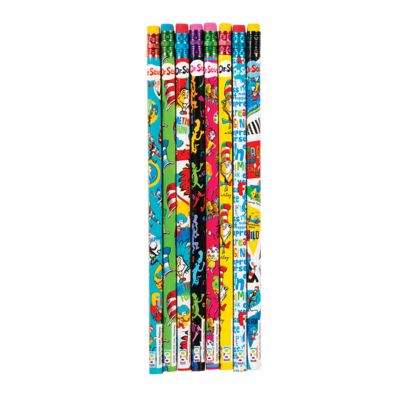 Picture of Dr. Seuss Express Yourself Pencils