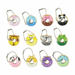 Picture of I Love Donuts: Animals Key Chain Necklace Assortment