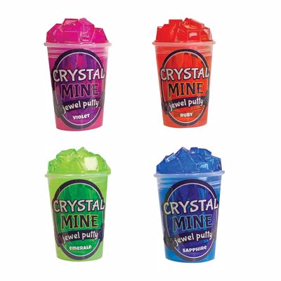 Picture of Crystal Mine Jewel Putty