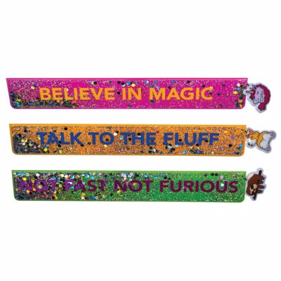 Picture of Glitter Bookmarks