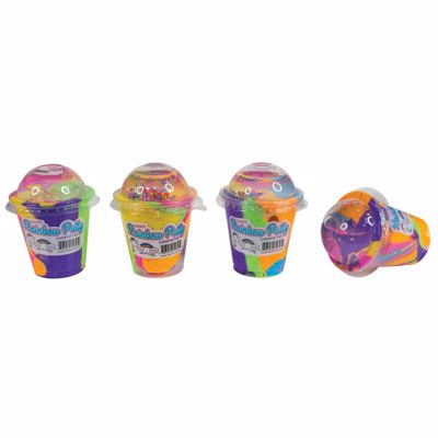Picture of Confetti Rainbow Putty