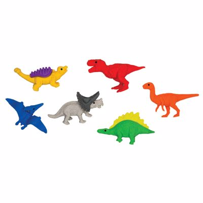 Picture of The Lost Age: Dinosaur Erasers