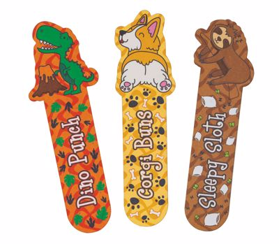 Picture of Totally Adorkable Scented Bookmarks