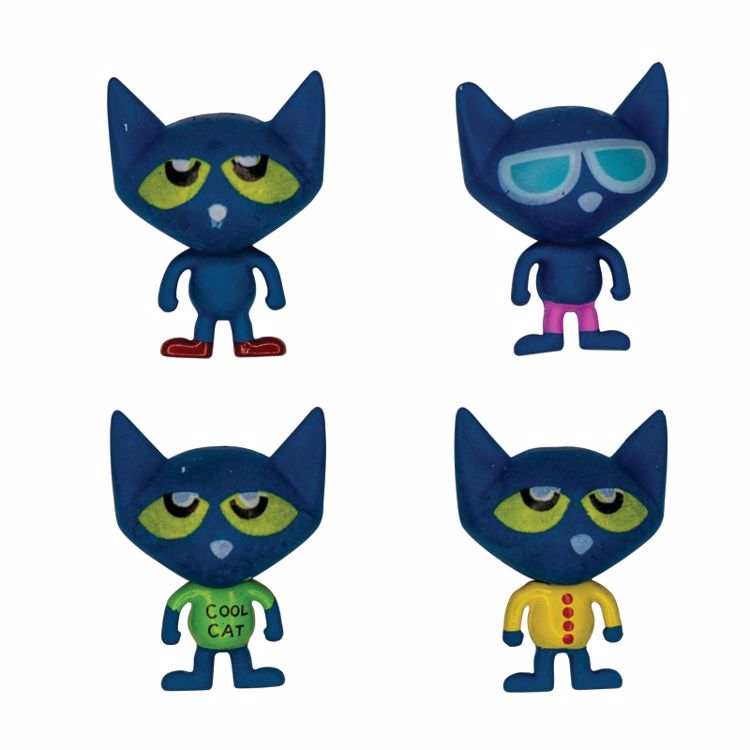 Picture of Pete The Cat 3D Erasers