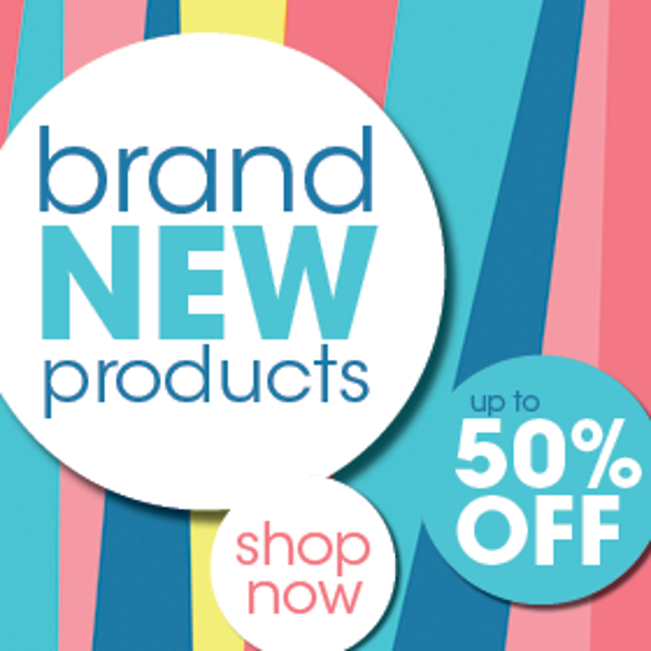 Picture for category New Products Sale! Up to 50% off!