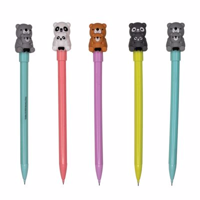 Picture of Mama And Baby Bear Mechanical Pencils