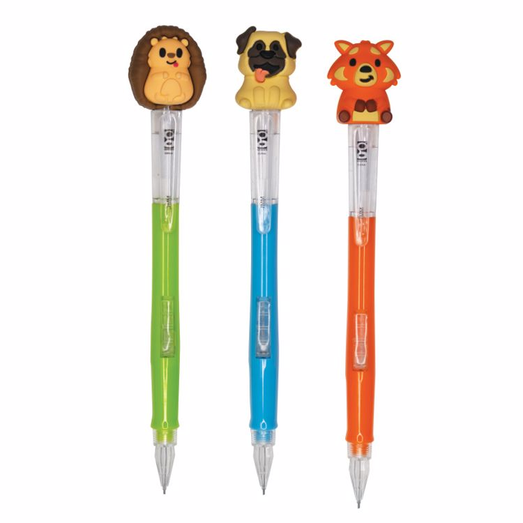 Picture of Totally Adorkable 3D Mechanical Pencils