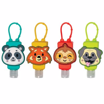 Picture of Totally Adorkable Refillable Hand Sanitizer Bottles
