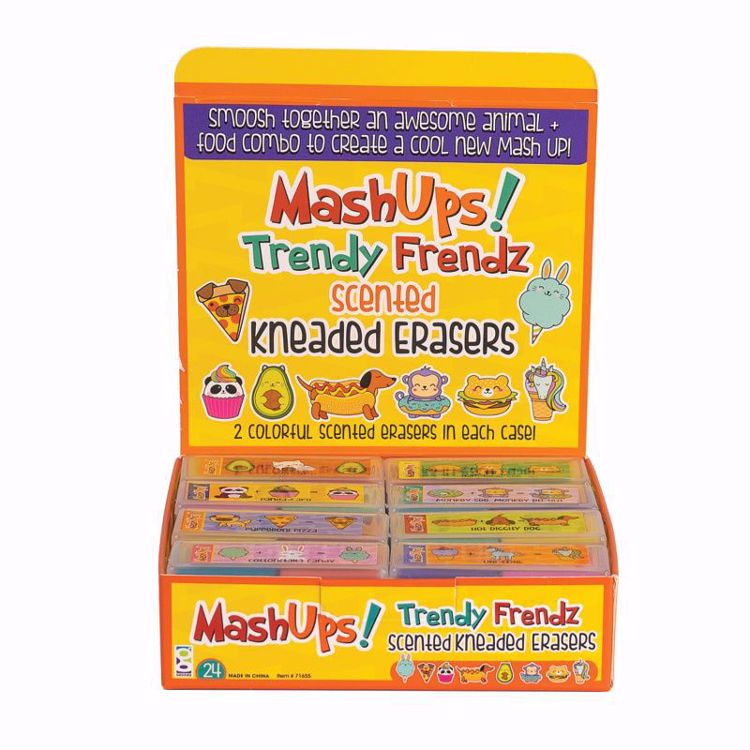 Picture of Mashups Trendy Friendz Kneaded Erasers