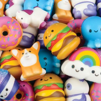 Picture of 2 Inch Micro Squishies Assortment