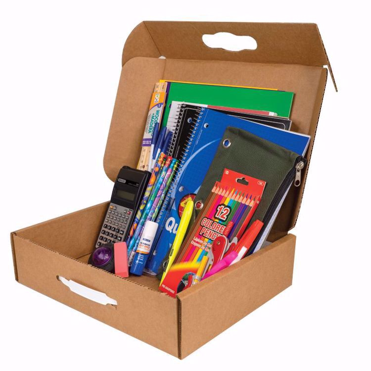 Picture of 6 Ct. Geddes Junior High/High School Supply Kit