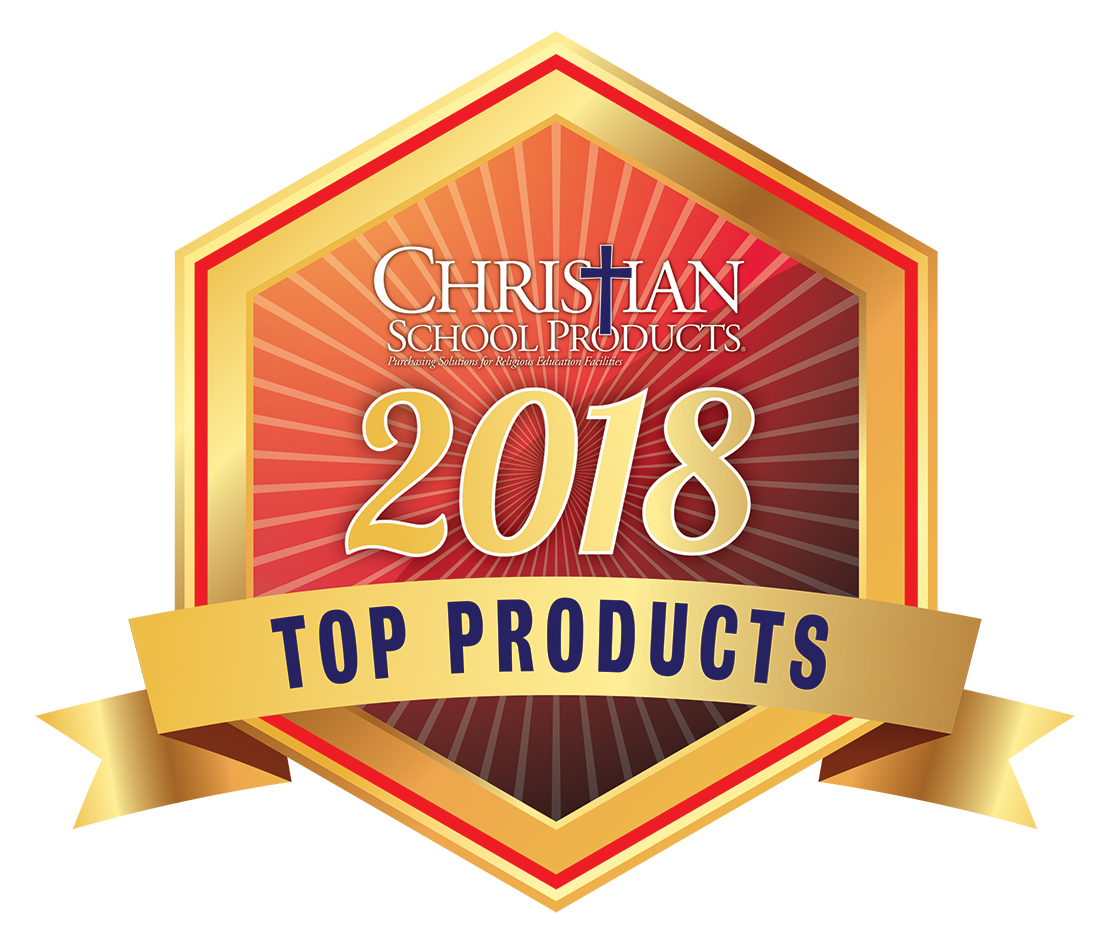 Geddes named as one of Christian School Products Top Picks of 2018