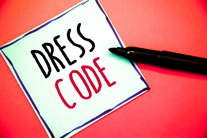 Dress codes offensive to students?