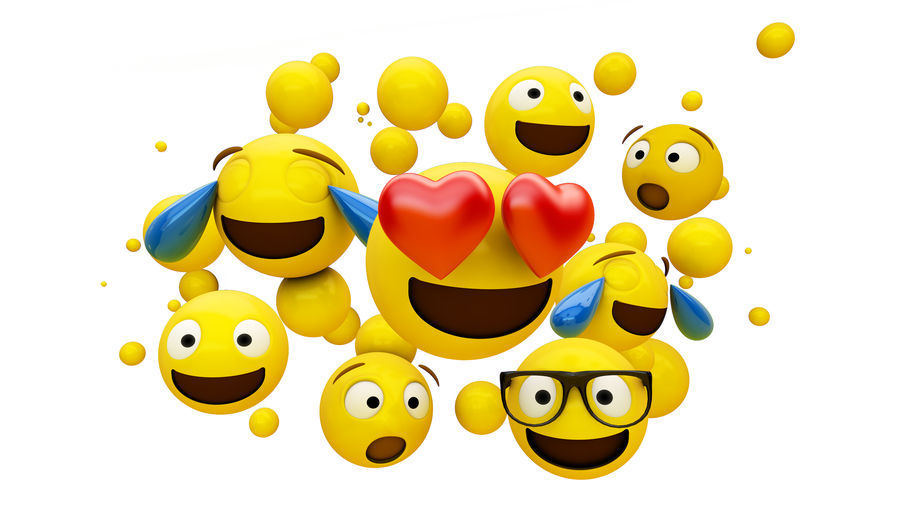Is there harm in using emojis to communicate?